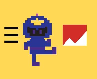 ninja-8-bit-art